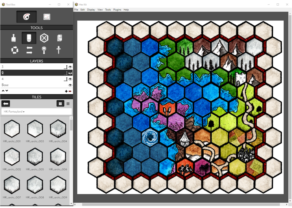 Hex Kit: Introductions – C O N E